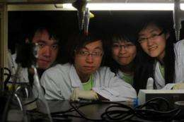 A group of students at Hong Kong's Chinese University are making strides towards storing information in E.coli bacterium