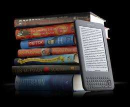Amazon CEO hopes new Kindles stoke sales (AP)