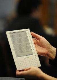Amazon.com listed the 189-dollar Kindle as