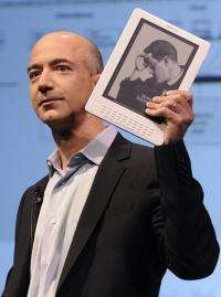 Amazon's 3G Kindle can leap the