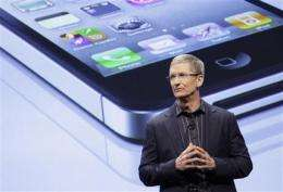 Apple again turns to Cook in CEO Jobs' absence (AP)