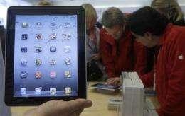 Apple app store hits 10 billion downloads (AP)