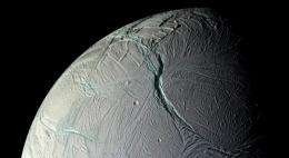 As The Crust Turns: Cassini Data Show Enceladus in Motion