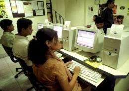At present, the number of broadband connections in India stands at only 10.3 million