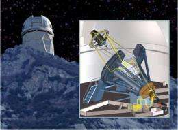 BigBOSS receives favorable review from the National Optical Astronomy Observatory