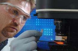 Biochip technology reveals 'fingerprints' of biochemical threats