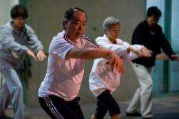 Biophysicist explores the science behind the mind-body practice of tai chi