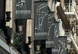Borders Group has said it would delay payments to vendors, landlords and others as it seeks to restructure its debt