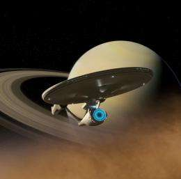 Cassini Saturnalia