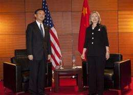 China assures Clinton on rare earth exports (AP)