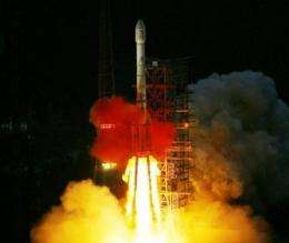China launched its second lunar probe on October 1 and hopes to bring a moon rock sample back to Earth in 2017