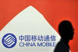 China Mobile says it has 522 million customers