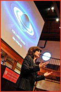 Circling Saturn: Carolyn Porco on her Celestial Trip