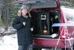 Close-ups of snowflakes win Lennart Nilsson Award