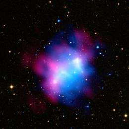 Cluster collisions switch on radio halos
