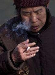 Could Hong Kong teach China to quit smoking? (AP)
