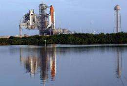Discovery is scheduled to blast off from Florida's Kennedy Space Center at Cape Canaveral on April 5