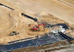 Disposal of spilled coal ash a long, winding trip (AP)