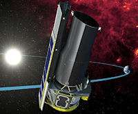 Earth's dust tail points to alien planets