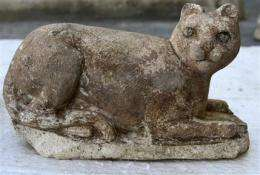 Egypt announces find of ancient cat goddess temple (AP)