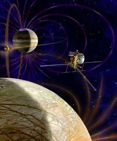 Jupiter's proposed mission system achieves milestone