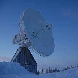 Europe opens an Arctic eye on Galileo