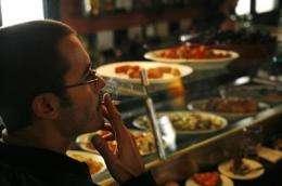 Europe reins in the smoking habit