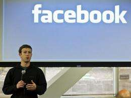 Facebook has partnered with a number of websites