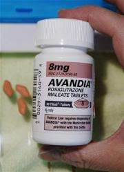 FDA issues hold on much-debated Avandia study (AP)