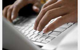 Fingers detect typos even when conscious brain doesn't