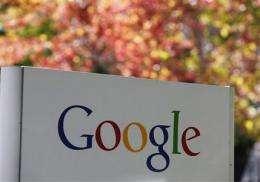 Google's 3Q proves company can afford big spending (AP)