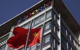 Google threat a rare show of defiance in China (AP)