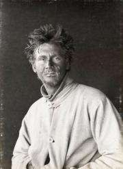 Handout image of explorer Charles Wright