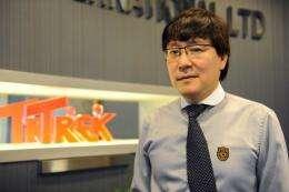 Henn Tan, chairman of Trek 2000 International