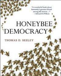 Honeybee democracies offer insights, says new book