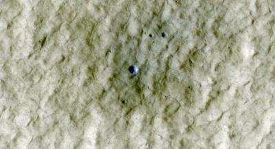 Hundreds of New Views from Telescope Orbiting Mars