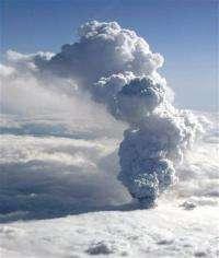 Iceland's volcanic ash halts flights across Europe (AP)