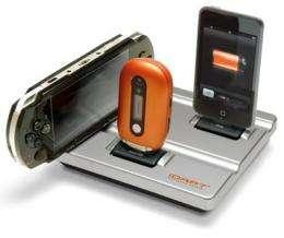 Idapt universal desktop charger