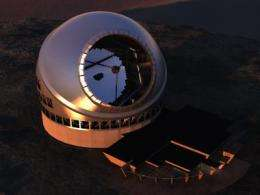 India joins Thirty Meter Telescope project