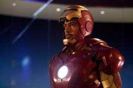 Inside Science Of Iron Man 2