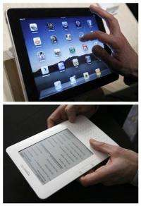 IPad could be Kindle's first big threat in e-books (AP)