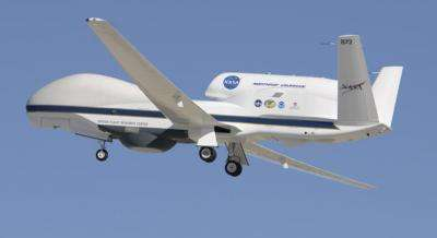 JPL airborne sensor to study 'Rivers in the Sky'