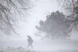 La Nina helping direct winter storm to Midwest (AP)