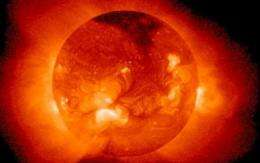 Longstanding mystery of Sun's hot outer atmosphere solved