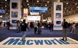 Macworld 2011 at the Moscone Center