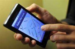 Market changes, investors drive Motorola's breakup (AP)
