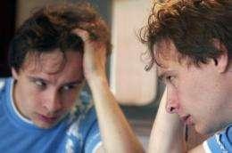 Men feel less guilt