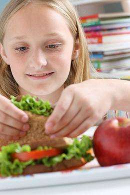 Special lighting may impact the food choices of finicky teens
