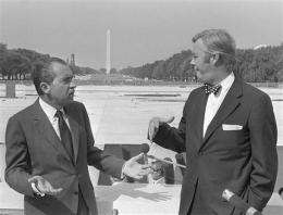 Moynihan, as Nixon aide, warned of global warming (AP)