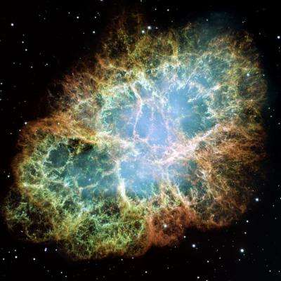 Fermi's Large Area Telescope sees surprising flares in crab nebula